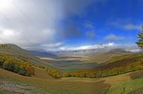 Castelluccio di Norcia (autunno, 2010)