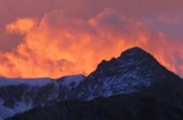 Alba sul Monte Bove Sud di Ussita