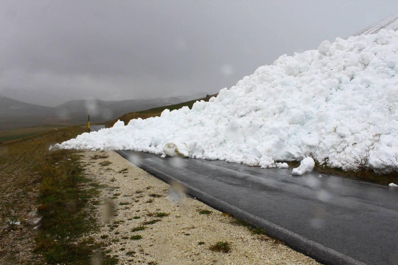 Prima Nevicata 2013/14 Nei Sibillini