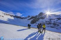 Ciaspolata in Val di Bove 12 Gennaio 2013