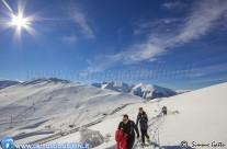 CIASPOLATA-escursione Prati di Ragnolo-Sassotetto 6 Gennaio 2017