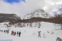 Ciaspolata Val di Panico 2015, le foto