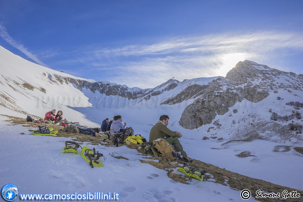 Ciaspolata in Val di Bove 15 03 2015