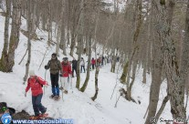 Ciaspolata Val di Bove 15 Marzo 2015 –  le foto
