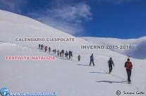 CIASPOLATE ED ESCURSIONI INVERNALE 2015-2016 NEI SIBILLINI