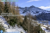 """EPIFANIA 2016 SULLE CIASPOLE """"I BIANCHI CAMOSCI DELLA VAL DI BOVE"""""""