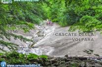 CASCATE DELLA VOLPARA – 25 Agosto 2016
