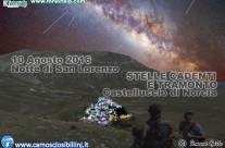 10 Agosto – Tramonto e Notturna a Castelluccio
