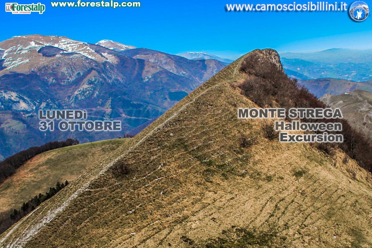 31 Ottobre 2016, Anello del Monte Strega