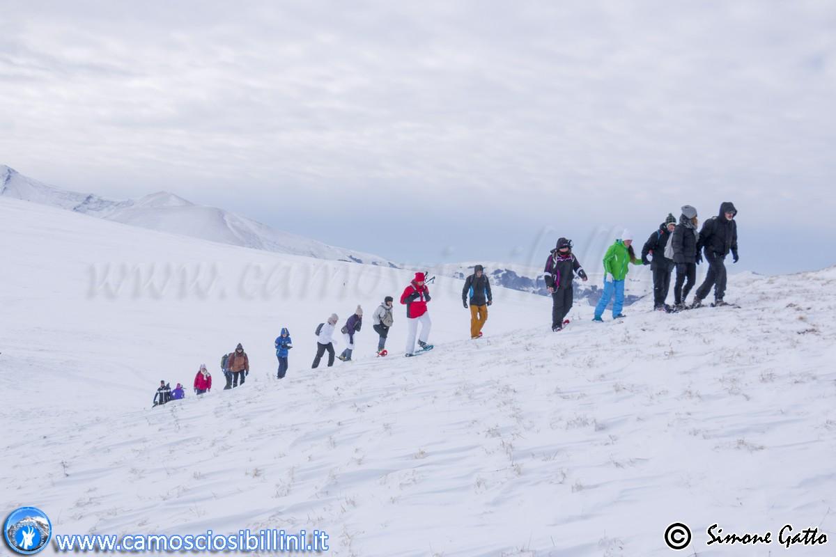 CIASPOLATA a Pian delle Macinare – Monte Cucco Domenica 12 Febbraio