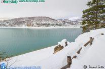 CIASPOLATA Lago di Fiastra Gennaio 2018
