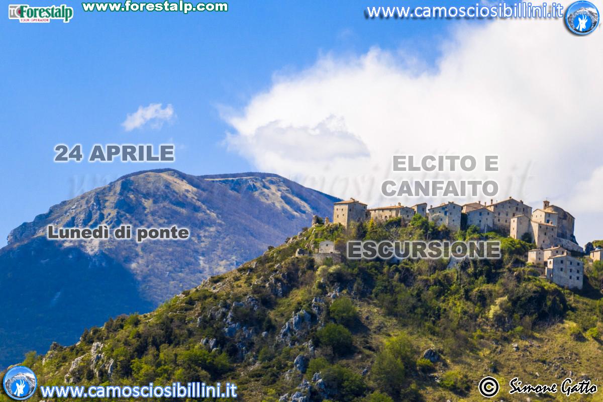24 Aprile Elcito e Canfaito