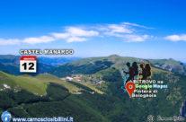 12 Agosto – Escursione al Castel Manardo