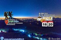 16 Agosto – Alba sul Monte Amandola con colazione in Rifugio