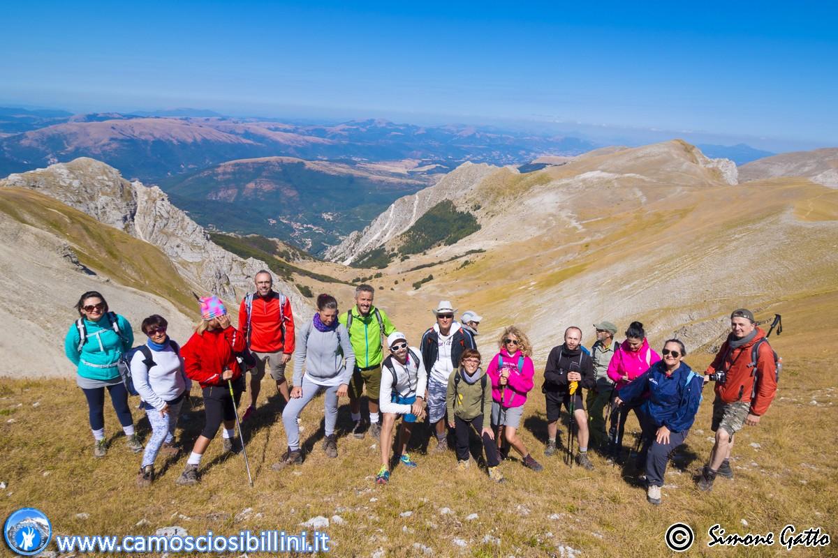 Il ritorno sul Monte Bove, 22 Agosto – le foto
