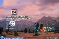 24 Agosto – Escursione al Tramonto a Frontignano con degustazione