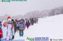 Ciaspolata sul Monte Catria 17 Febbraio 2019
