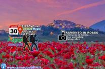 Tramonto in Rosso – escursione 30 Giugno