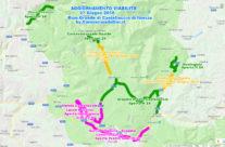 27 Giugno 2018: Aggiornamento Viabilità Zona Pian Grande di Castelluccio, by Camoscio Sibillini – Escursioni Trekking :