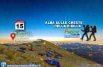 RINVIATO – 15 Agosto – Escursione all'alba sulle creste del Sibilla