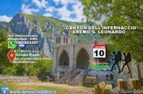 10 Settembre, il Canyon dell'Infernaccio