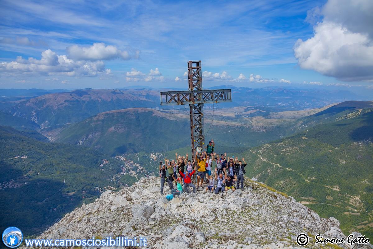 Monte Bove 6 e 9 Settembre