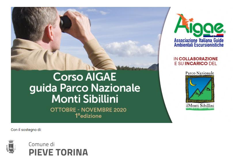 Corso di Specializzazione Guida Ufficiale del Parco Nazionale dei Monti Sibillini