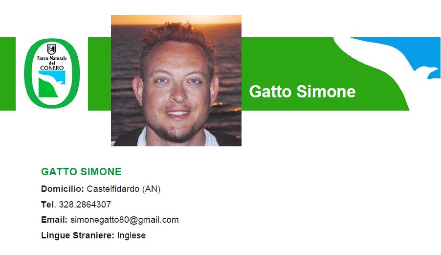 Simone Gatto – Guida Ufficiale del Parco Regionale del Monte Conero