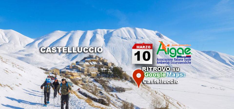 10 Marzo 2019 – Ciaspolata a Castelluccio