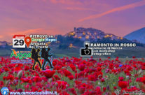Tramonto in Rosso – escursione 29 Giugno 2020