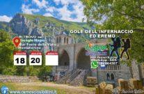 18 e 20 Agosto 2020, Infernaccio, escursione