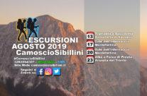 Calendario Eventi Agosto 2019 – PhotoWalk
