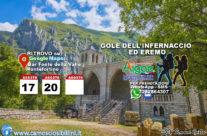 17 e 20 Agosto 2019, Infernaccio, escursione