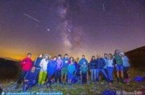Tramonto e Stelle Cadenti a Castelluccio di Norcia 2020