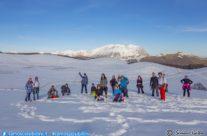 Escursione/ciaspolata ai Pantani di Accumoli – 20 Dicembre 2020